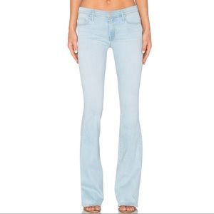 MOTHER The Cruiser Flare Jeans in Sweet Talk Me